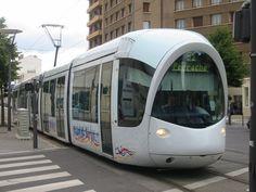 Alstom Citadis 302 Lyon
