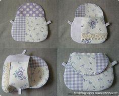 Шьем маленькую сумочку. Sew a small handbag. Diy tutorial