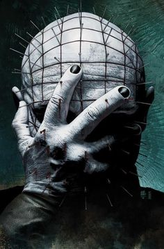 The most badass-est FacePalm ever. Pinhead thinks you are a moron. Ha ha ha