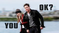 you ok? | Charming & Emma