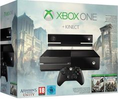 Xbox One With Kinect: Assassin's Creed Unity Bundle (500GB Hard Drive): $149.00 (0 Bids) End Date: Saturday Apr-21-2018 14:00:38 PDT Bid…
