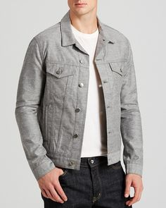 cb8c632fd74 J Brand Denim Jacket Men - Bloomingdale s