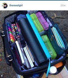 Scrapbook Organization