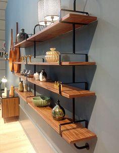 Berichten over onderwerp: wandplank - Thuis in wonen: De laatste trends in hout & interieur