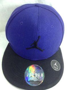 Vintage Air Jordan Hat Rare Size 7 3 8