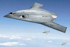 ПАК ДА и LRS-B: стратегические бомбардировщики будущего