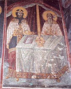 Byzantine Art, Orthodox Icons, Fresco, Altar, Holi, Painting, Architecture, Places, Arquitetura
