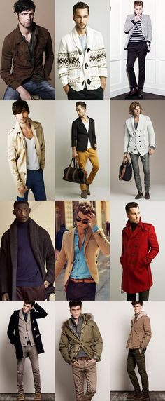 Timeless: The 30's...love all the layers, but it's too flippin hot here for a guy to wear any of these.
