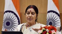 #SushmaSwaraj की दरयादिली: मुसीबत में फंसे एक परिवार के लिए खुलवा दिया भारतीय दूतावास