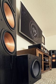 Home Theater Subwoofer Puts Boom in This Room - SB13-Ultra featured in @electronichouse