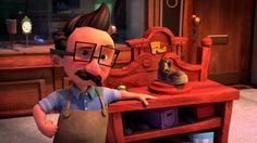 """CGI Animated Short """"The Small Shoemaker"""" - by La Petite Cordonnier Team 3d Character Animation, Animation Film, Alan Walker, Cgi 3d, Movie Talk, Videos, Old Shoes, Artists For Kids, Social Thinking"""
