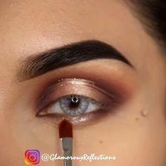 Augen Make-up Tutorials! Makeup Inspo, Makeup Art, Makeup Inspiration, Hair Makeup, Makeup Trends, Make Up Tutorials, Beauty Tips For Teens, Beauty Tips For Face, Beauty Make-up