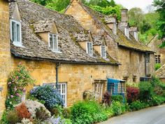 Snowshill, Cotswolds, Gloucestershire, England by Kevin Sinclair via tumblr
