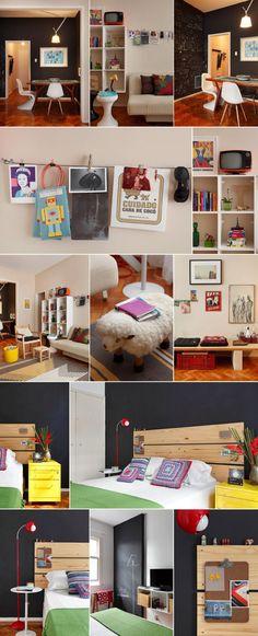 Apartamento com personalidade