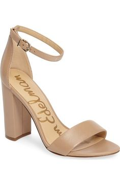 19bae3b40947 SAM EDELMAN Yaro Ankle Strap Sandal (Women).  samedelman  shoes  sandals