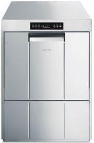 CW510SD: Gewerbespülmaschine, Serie EASYLINE, Edelstahl, 60 cm (inkl. Reinigerdosierer und integrierter Enthärter). Schauen Sie selbst auf www.smeg.de