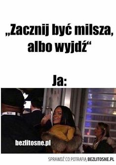 Wtf Funny, Funny Memes, Jokes, Polish Memes, Weekend Humor, Im Depressed, Best Memes, Sentences, Haha