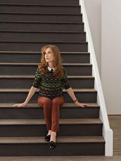 Isabelle Huppert (2012)