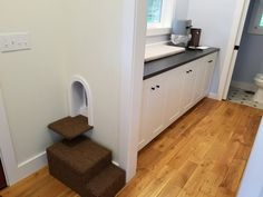 DIY Hidden Cat Litter Furniture for Multiple Cats