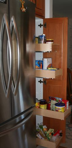 33 best pull out pantry hardware images kitchens butler pantry rh pinterest com