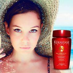 El sol estival tiende a apagar y debilitar los cabellos coloreados… ¡Ponle freno!   La solución es simple, lava tu melena con Bain Après-Soleil de Kérastase, gracias a su tecnología, aporta brillo a tu cabello a la vez que sublima el color y protege la fibra capilar.  ¡Imprescindible para el Verano!   http://ohpeluqueros.com/shop/producto/bain-apres-oleil-250-ml