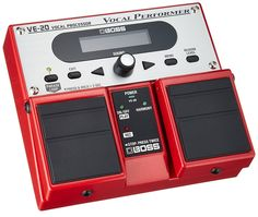 Shop for Boss Vocal Performer Multi-effects Pedal. Starting from Choose from the 3 best options & compare live & historic sound and recording equipment prices. Midge Ure, Boss Audio, Recording Equipment, Audio Equipment, Best Boss, Original Song, Pavlova, Play, Audiophile