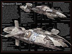 Separatist Ships