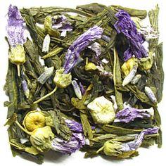 T962 :  THÉ DES IMPRESSIONNISTES®  Scented green tea