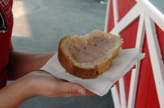 Bread & Honey Butter from the Bread Barn | Eastern Idaho State Fair