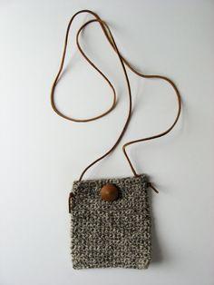 Crochet Jewelry Dish Set of 3 Crochet Jewelry Organizer Yin Yang