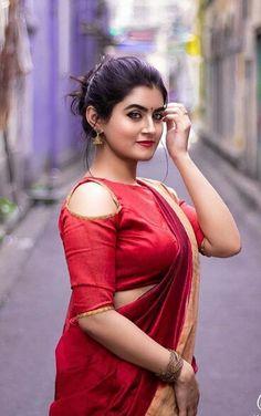 Indian Beauty Saree, Indian Designer Wear, Beautiful Models, Sari, Actresses, Hd Images, Formal Dresses, My Style, Hot