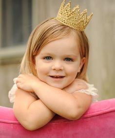 Gold Paxton Crown