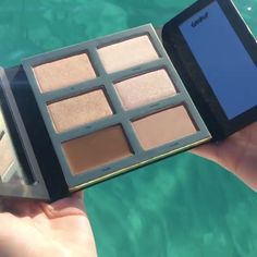 We can't wait to get our hands on this! Coming soon! #Repost @tartecosmetics ・・・ The tarteist™ PRO glow highlight and contour palette's nutrient-rich formula blends perfectly to illuminate skin, while also setting cream shades with a crease and flake free finish. We promise, it will leave you glowing like a goddess. NOW avail. on tarte.com. ✨✨✨ #RethinkNatural #NaturalArtistry #trippinwithtarte