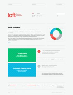 From The Ground:   Loft Investments website – beautiful Swiss design