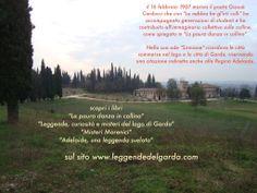 il 16 febbraio 1907 moriva Giosuè Carducci, che ha narrato in poesia alcuni misteri del Garda...