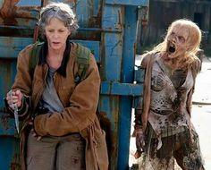 The Walking Dead Season 6 Episode 16 'Last Day On Earth' Carol Peletier