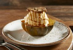 Here are 15 restaurants for festive pumpkin sweets to get you in the mood for Thanksgiving. Pumpkin Mousse, Pumpkin Ice Cream, Pumpkin Spice Cake, Pumpkin Dessert, Pumpkin Puree, Prime Steak, Baked Alaska, Baked Squash, Ice Cream Toppings