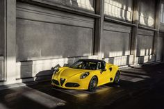 The 4C's gearbox is a dual clutch unit