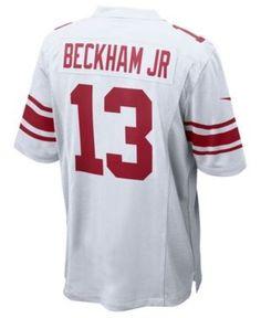 Nike Odell Beckham Jr. New York Giants Game Jersey 21ce00bf3