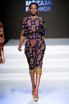 Telma Orlando ~  2013 Mozambique Fashion Week