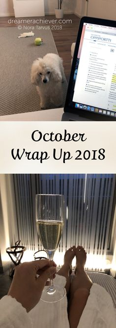 October Wrap Up 2018 - Dreamer Achiever The Dreamers, Alcoholic Drinks, October, Student, Posts, Blog, Alcoholic Beverages, Messages, Blogging