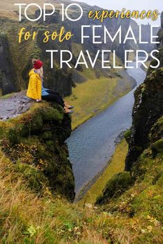 Even if you travel alone, you can have some incredible adventures! Here are my top 10 experiences for solo female travelers around the world. Solo Travel Quotes, Solo Travel Tips, Travel Hacks, Travel Advice, Travel Essentials, Singles Holidays, Single Travel, Royal Caribbean Cruise, Travel Abroad