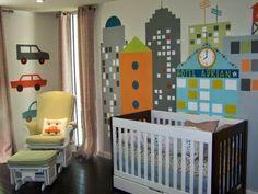 mum-up: Υπέροχες ιδέες για βρεφικό δωμάτιο αγοριού!
