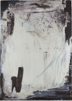 abstrakte Malerei (Acryl)