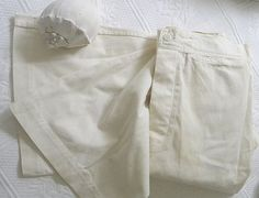 Loved white sailor pants