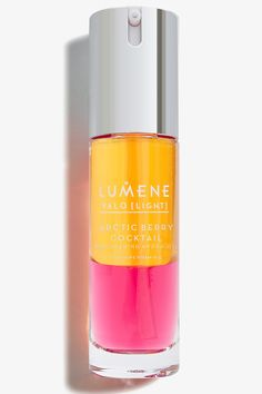 The Best Drugstore Beauty Buys of 2017   This souped-up face oil has vitamin c, antioxidant-rich cranberry and cloudberry seed oils, as well as pure spring water, to hydrate, brighten, and soothe skin.  Lumene Valo [Light] Arctic Berry Cocktail Brightening Hydra-Oil, $21.99, launching in drugstore in January 2017.