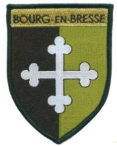 Ecusson Bourg en Bresse