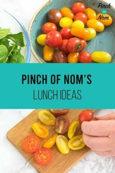 Successful lunches on a slimming diet are all about planning!