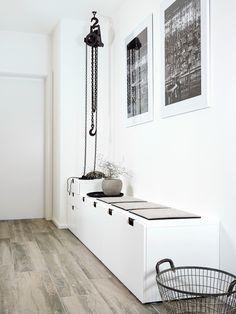große Schubladen sind sehr praktisch, wenn man schnell mal was verstauen will. aber wenn man was sucht? ;-)
