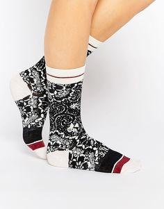 b3dacede784 Shop Stance Mesmerized Socks at ASOS.